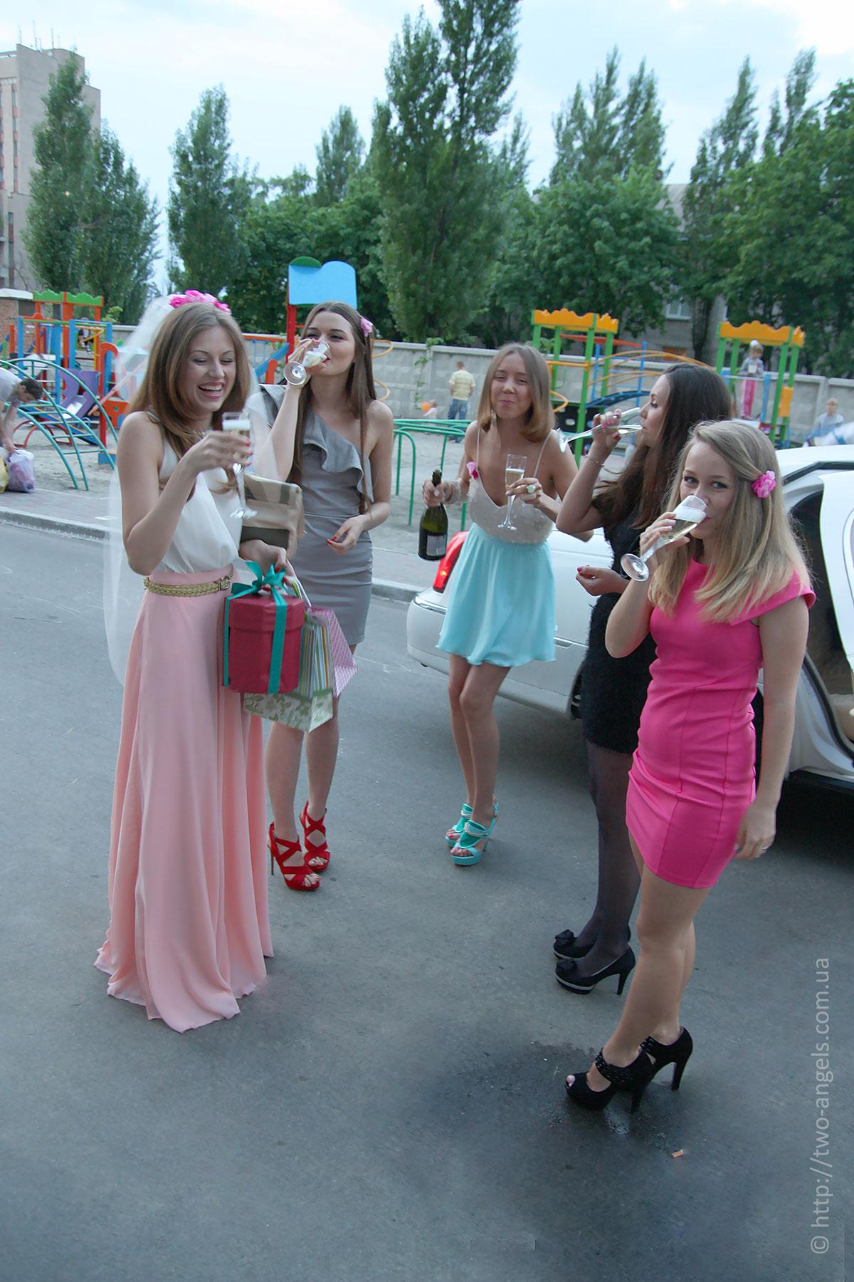 Смотреть онлайн русские девичники перед свадьбой 20 фотография