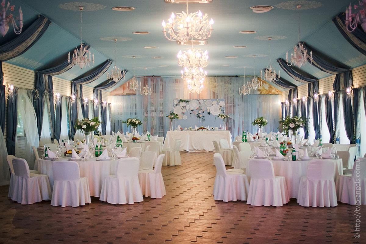 Анна и Владимир отмечали свою свадьбу 21 июля 2012 г.